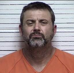 John P Blaeser of Lookount Mountain, Georgia faces Possession with the Intent to Distribute Marijuana and Possession of a Schedule 2 Drug (x2 counts) charges. (Image: Dade Co. Sheriff's Dept.)