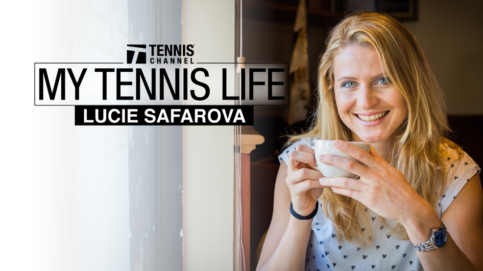 My Tennis Life: Lucie Safarova Episode 3 - Stairway To My Apartment