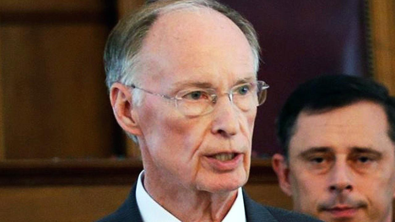 "Alabama Gov. Robert Bentley released more than 1,600 documents on Monday, including a 63-page ""Alabama Law Enforcement Agency Integrity Unit Case Report"" on former ALEA secretary Spencer Collier. (File)"
