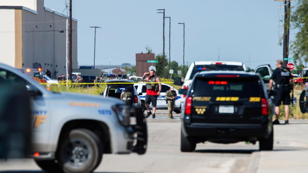 Odessa police chief: 21 shot, 5 killed in Texas shooting