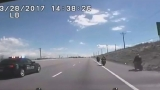 'Well in excess of 100 mph' video shows motorcyclists bolt from Utah County cops
