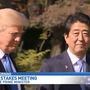 Trump returns to Palm Beach Monday, readies for Japanese PM visit