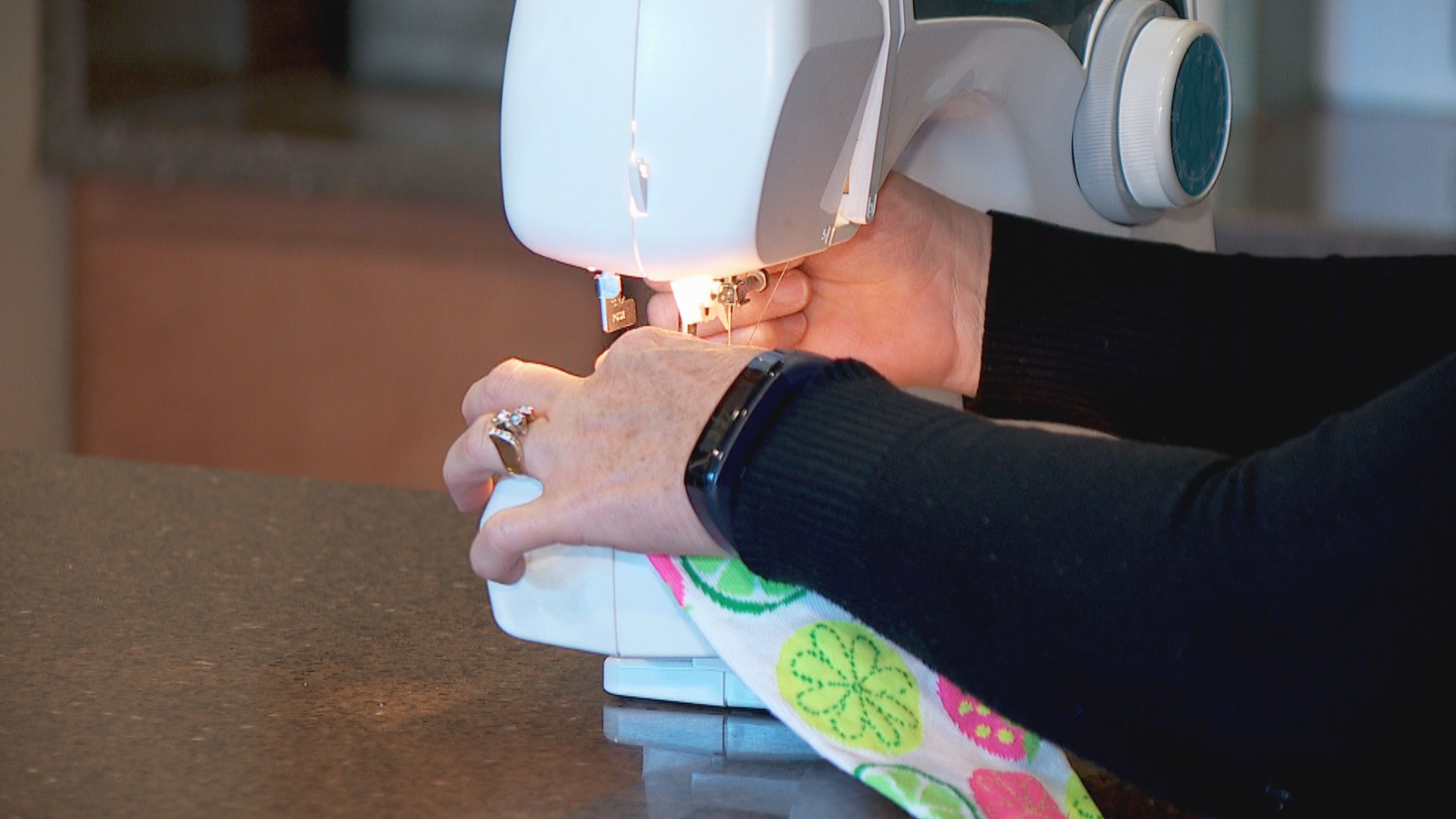 Pay it Forward: Leggings Project (Photo: KUTV)