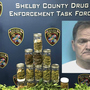 Shelby Co. man arrested for $62k marijuana operation