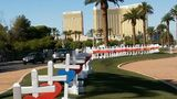 GALLERY | Man from Illinois brings crosses to Las Vegas to honor shooting victims