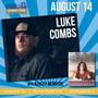 Luke Combs to perform at Illinois State Fair