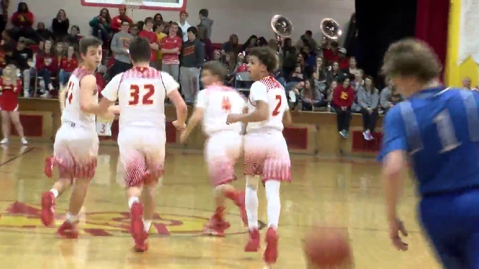 2.10.17 Video- Harrison Central vs. Indian Creek- high school boys basketball