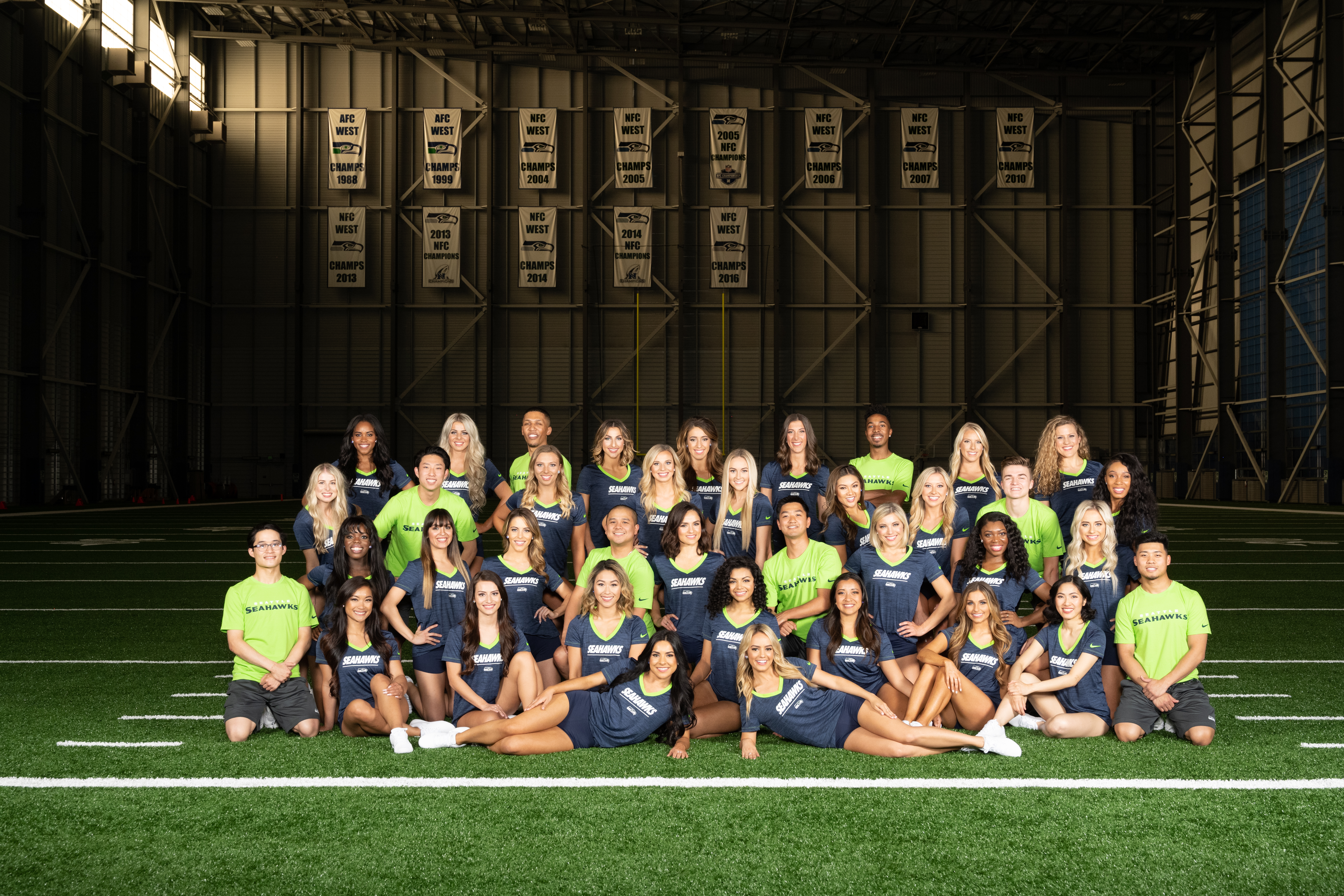 "<p>For decades the Sea Gals have been gracing the field alongside our Hawks on gamedays - but moving forward, they will be no more! Instead, meet The Seahawks Dancers, a group of female and male dancers who will be hitting the field for the 2019/2020 season showcasing many different types of dance style. Director Courtney Moore says this change is in an effort to ""continually look to evolve our gameday entertainment"". Hello Dancers, we can't WAIT to see what you have in store for us! (Image: Seattle Seahawks){&nbsp;}</p>"