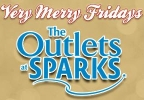 Very Merry Fridays from the Outlets at Sparks!