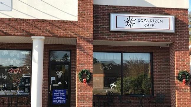 Food Friday: Doza Rizen Cafe serving salads and sandwiches with big flavor