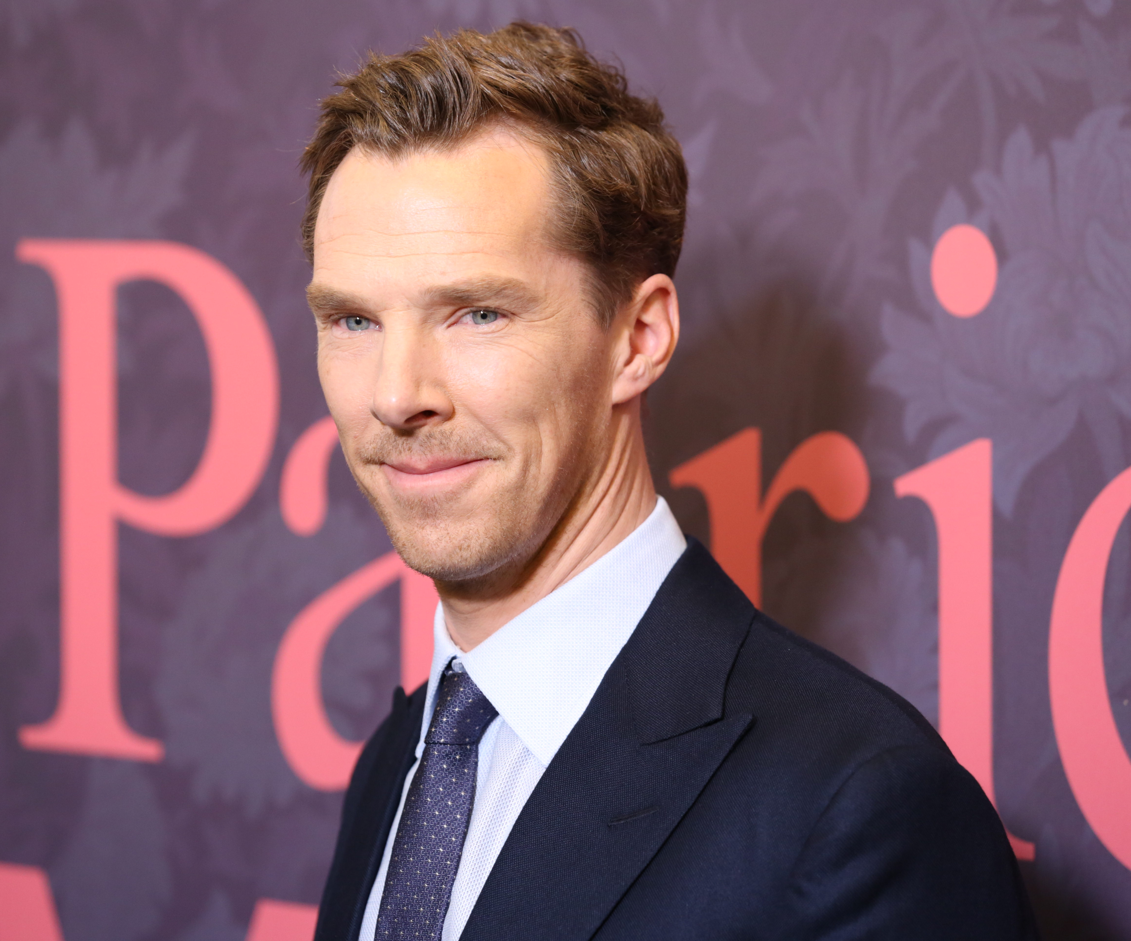 "Benadict Cumberbatch attends the premiere red carpet event for SHOWTIME limited series ""PATRICK MELROSE"" at LINWOOD DUNN THEATER in Los Angeles, California on Apr. 28, 2018. (Brian To/WENN.com)"