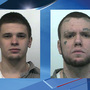 2 inmates escape from firefighting crew in Central Wash.