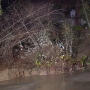 Large West Seattle mudslide hits 2 homes, undermines street