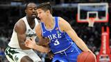 Grayson Allen too much for Spartans who can't solve Blue Devils again