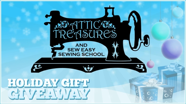 Holiday Gift Guide - Attic Treasures