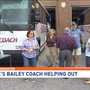 Bailey Coach team members arrive in Texas