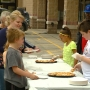 Students learn business skills through pizza project