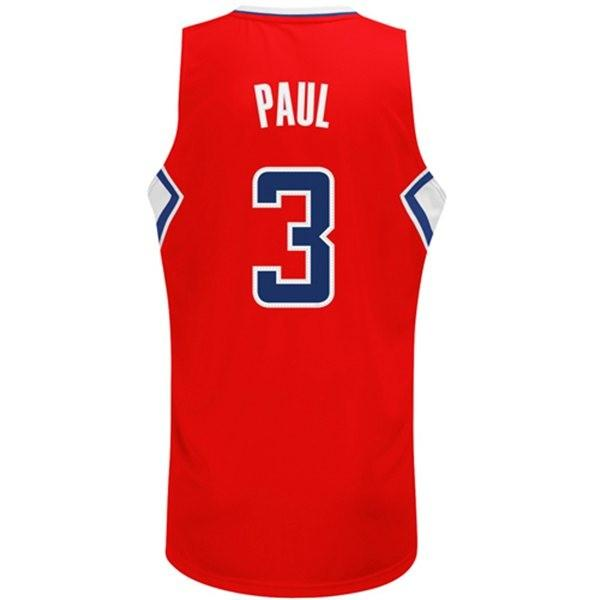 In year three in Los Angeles, Chris Paul is in the top ten for sales, beating out former OU star Blake Griffin.