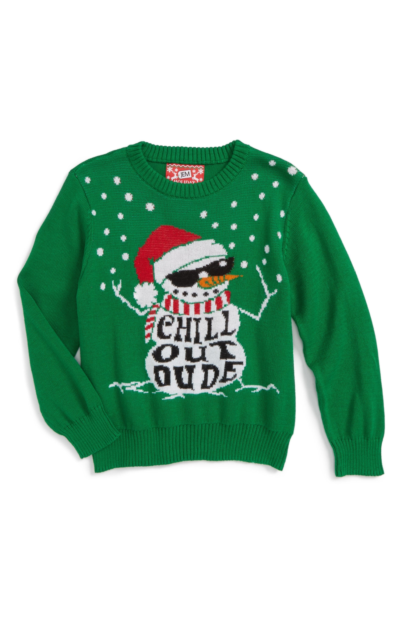Jem Chill Out Dude Sweater (Toddler Boys & Little Boys), $32 (Photo: Nordstrom)