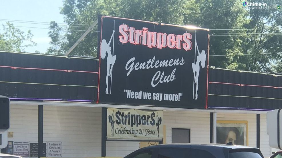 Strip club byron ga