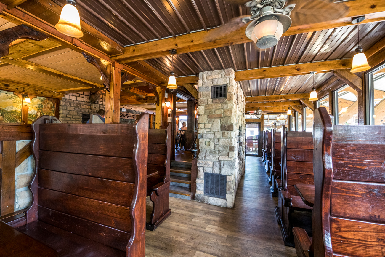 Adorned in a charming, old-world style, Kreimer's Bier Haus offers a unique German-American dining experience in Cleves. Menu-wise, guests can enjoy a wide selection of German and American fare that includes everything from seafood to schnitzel. Kreimer's River Bar is the restaurant's massive outdoor patio space sitting along the banks of the Great Miami River. It's a great spot for patrons to grab a drink and enjoy live music. ADDRESS: 6052 State Route 128 (45002) / Image: Catherine Viox // Published: 8.10.20