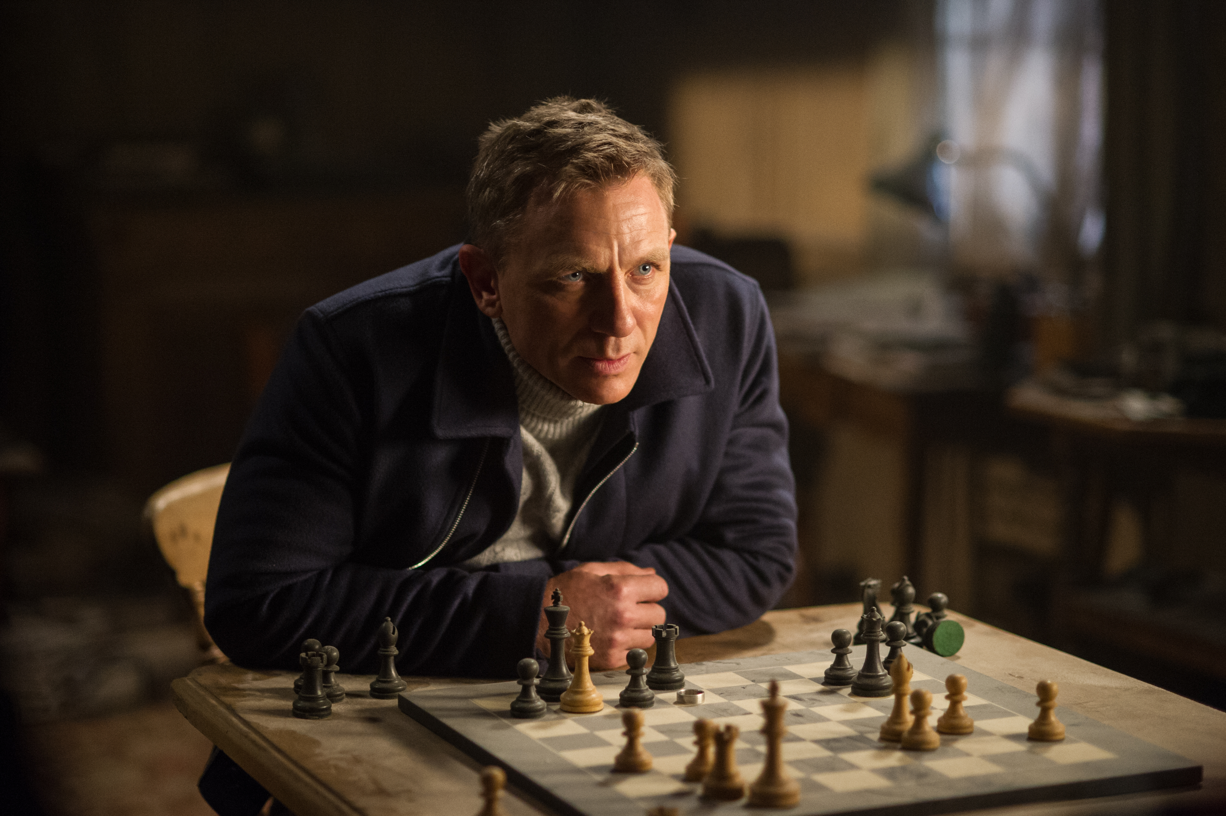 "In this image released by Metro-Goldwyn-Mayer Pictures/Columbia Pictures/EON Productions, Daniel Craig appears in a scene from the James Bond film, ""Spectre."" (Susie Allnutt/Metro-Goldwyn-Mayer Pictures/Columbia Pictures/EON Productions via AP)"