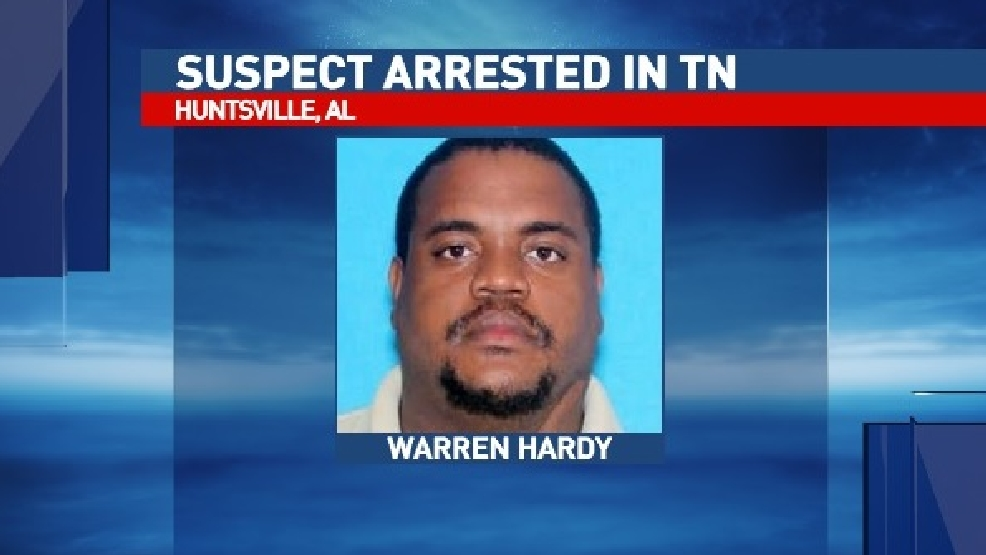 Murder suspect in Huntsville arrested in Marion County | WTVC