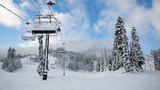 Photos: Snowy scenes from Stevens Pass, Crystal Mountain as Opening Day beckons