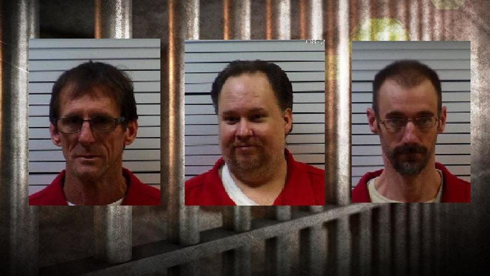 Sex offenders in cherokee jail