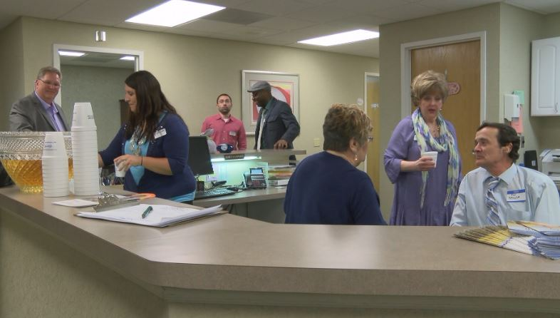 Catholic Charities has opened a new facility in Shiawassee County to better serve the community.