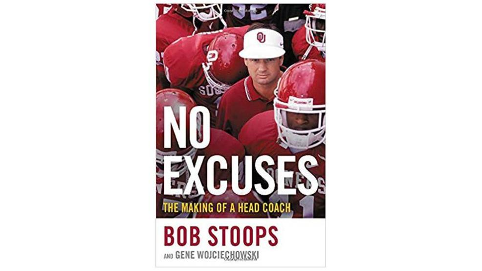 Bob Stoops' autobiography book now on sale