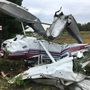 2 taken to hospital following Otsego County plane crash