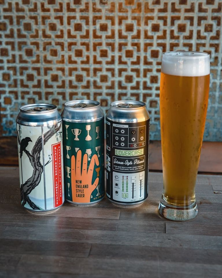"<p>Stop by the Lowercase Brewing taproom drive-thru, pre-order online to get your goods.{&nbsp;} My personal favorite is the{&nbsp;}<a  href=""https://lowercasebrewing.bevv.com/products/lowercase-brewing-italian-pilsner/"" target=""_blank"" title=""https://lowercasebrewing.bevv.com/products/lowercase-brewing-italian-pilsner/"">Italian Pilsner</a>, get a 4-pack for $16.{&nbsp;} Worth it.{&nbsp;} (Image:{&nbsp;}Lowercase Brewing){&nbsp;}</p>"