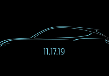 Ford's Mustang-inspired electric SUV to be unveiled on Nov. 17