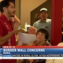 Local nonprofits address residents' concerns over border wall