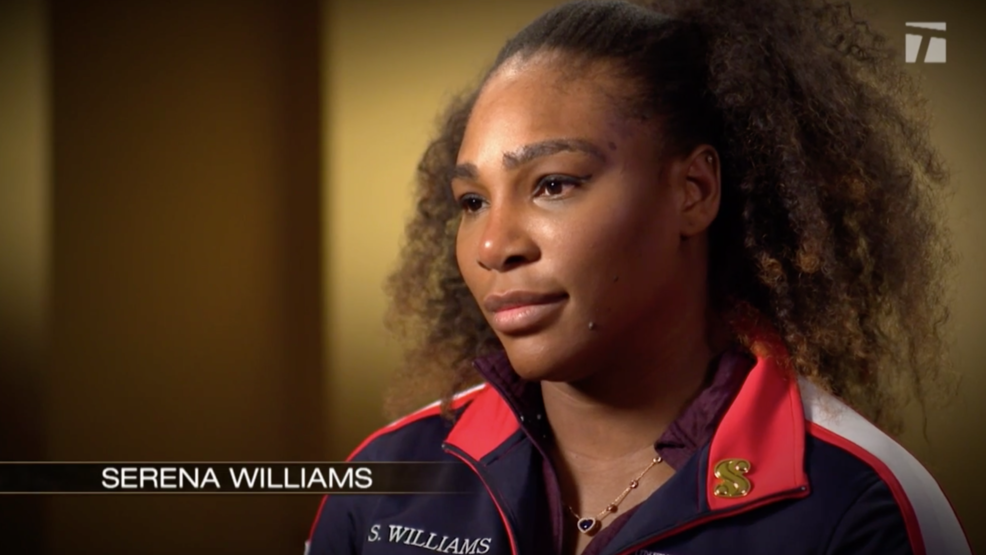Holding Serve: Serena Williams