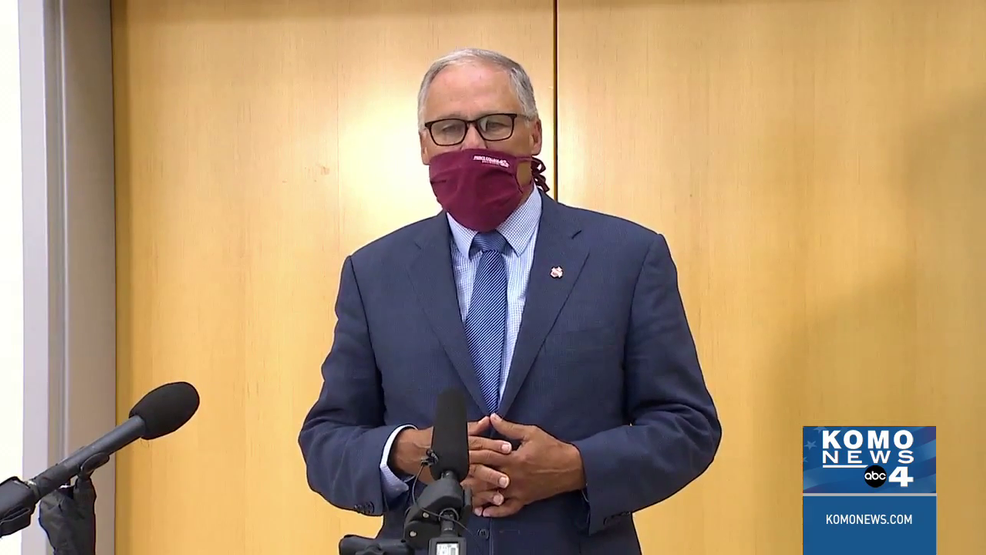 Gov. Inslee hears from Pierce County officials about their efforts to combat COVID-19