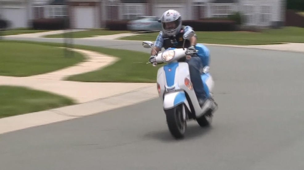 New moped registration law aims to crack down on theft