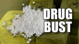 Five in jail after multiple Coffee County drug busts
