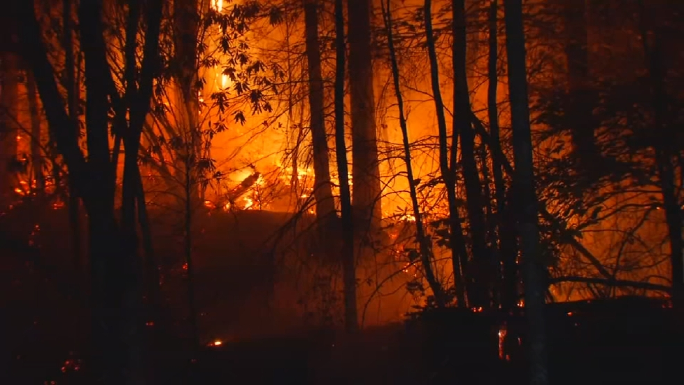 Forest Service Over 7 8m Spent To Fight Party Rock Fire