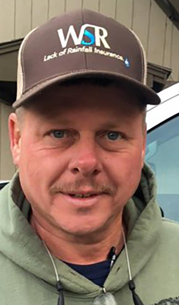 Randy Ross, 48, Alturas, Florida, Taylor Creek/Klondike