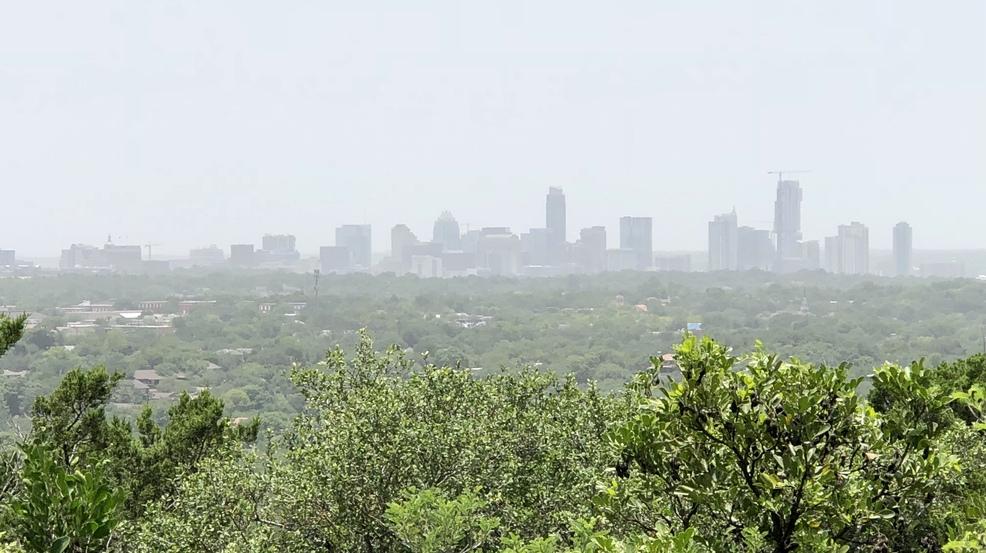 Austin's air quality drops as more Saharan dust blows in   KEYE