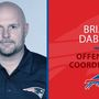 Bills hire Brian Daboll as new Offensive Coordinator