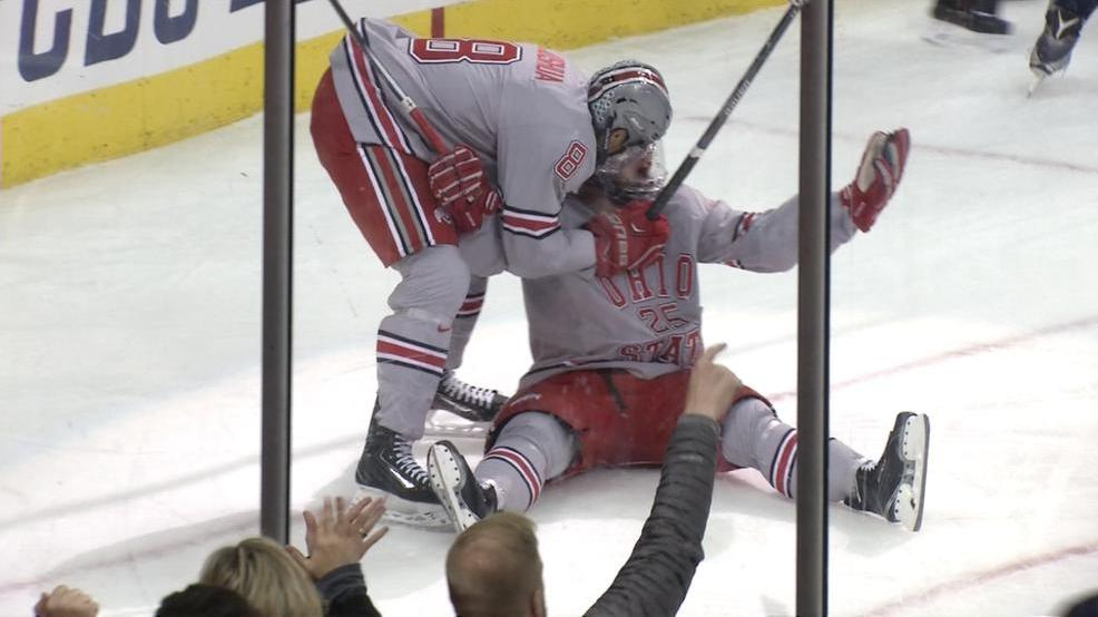 Image result for ohio state hockey gray