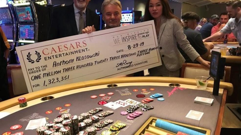 Tourist wins more than $1 3 million at Flamingo Las Vegas