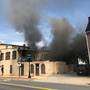 Fire damages 3 historic buildings in downtown Frederick, Md.