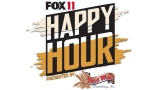 Fox 11 Happy Hour Map