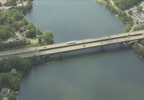 Authorities: Girl, 7, swims to land after being kidnapped, thrown off bridge