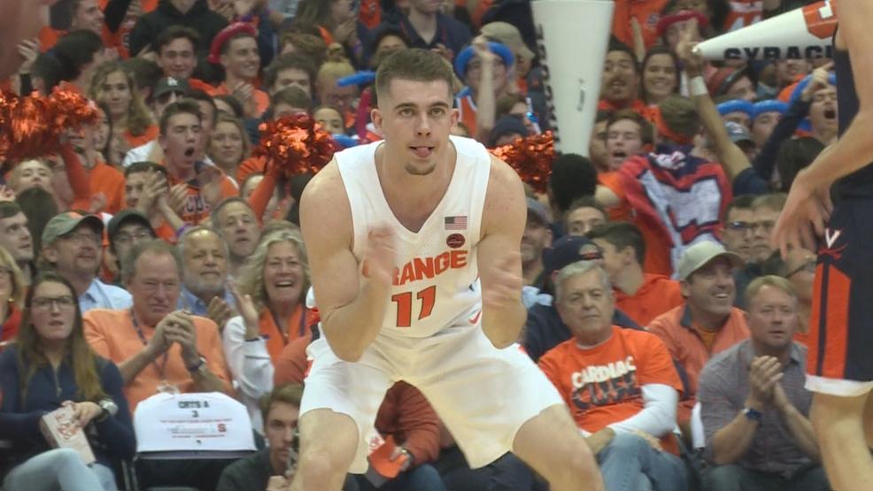 Syracuse Basketball S Joe Girard Iii On Transition From High