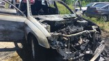 Car bursts into flames at Kirksville car lot